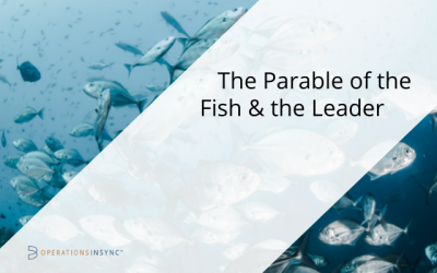 The Parable of the Fish & the Leader